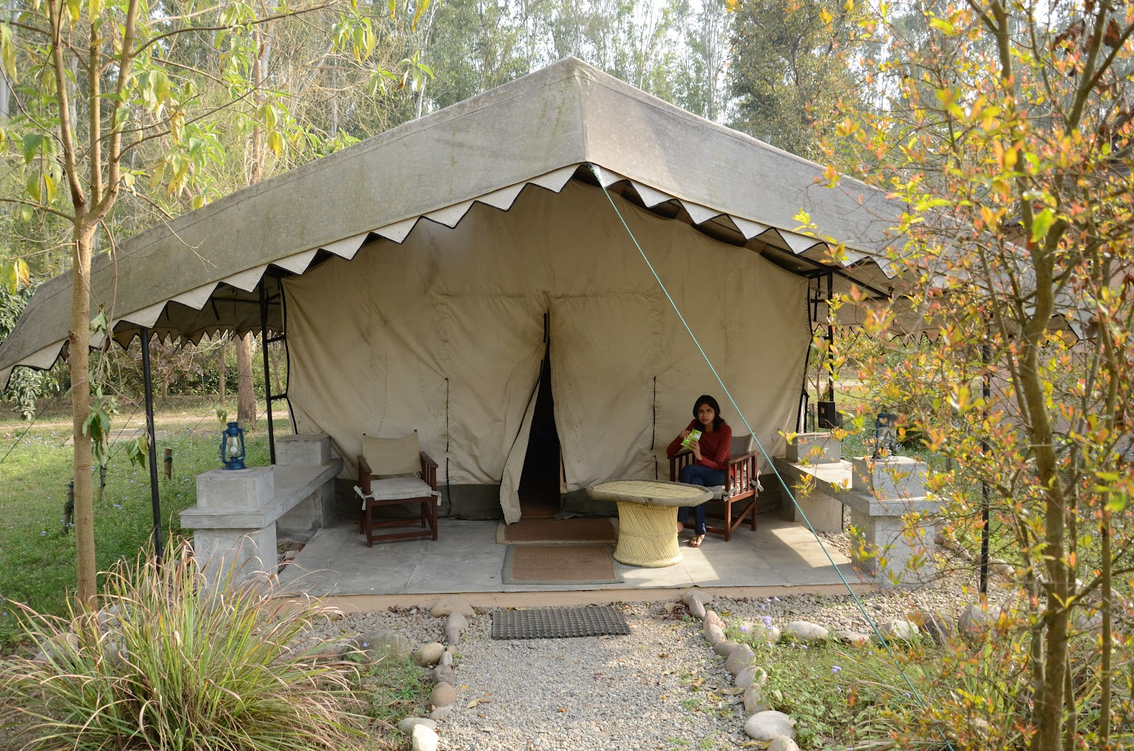 Inside Corbett National Park – A stay at Jim's Jungle Retreat