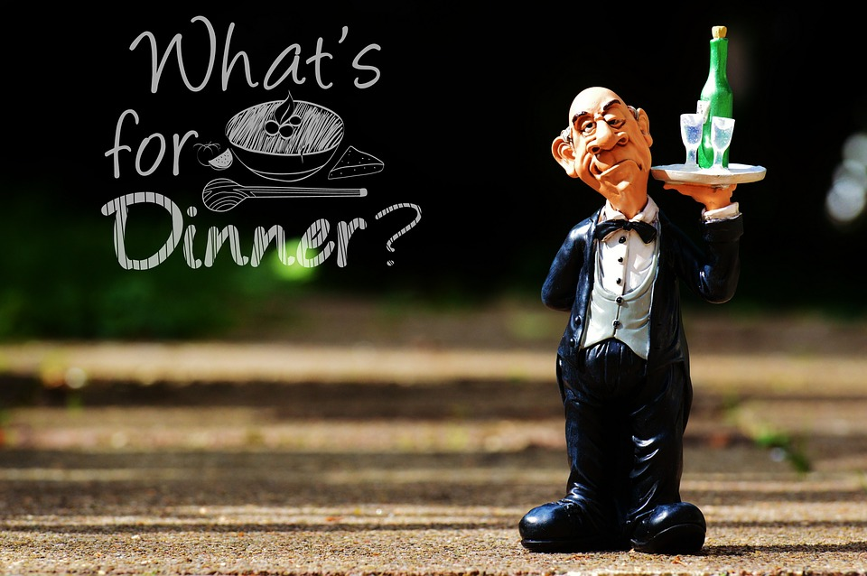 What's for dinner Waiter with Wine.jpg