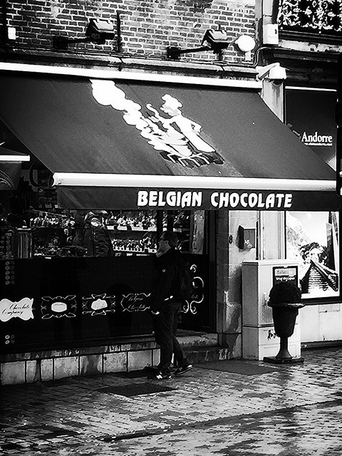 Brussels Chocolate Shop