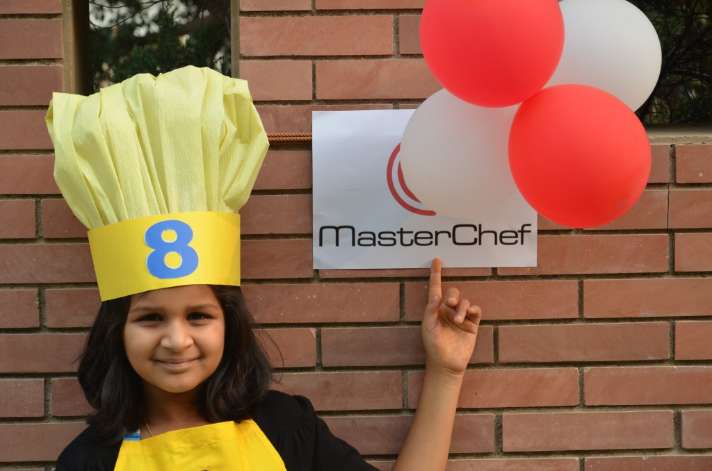 MasterChef Saanvi - Cooking with Kids