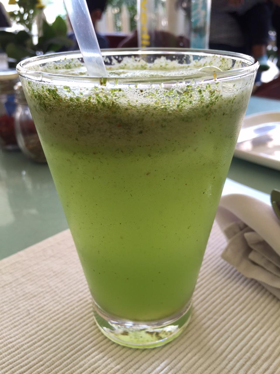 Cucumber Spitzer