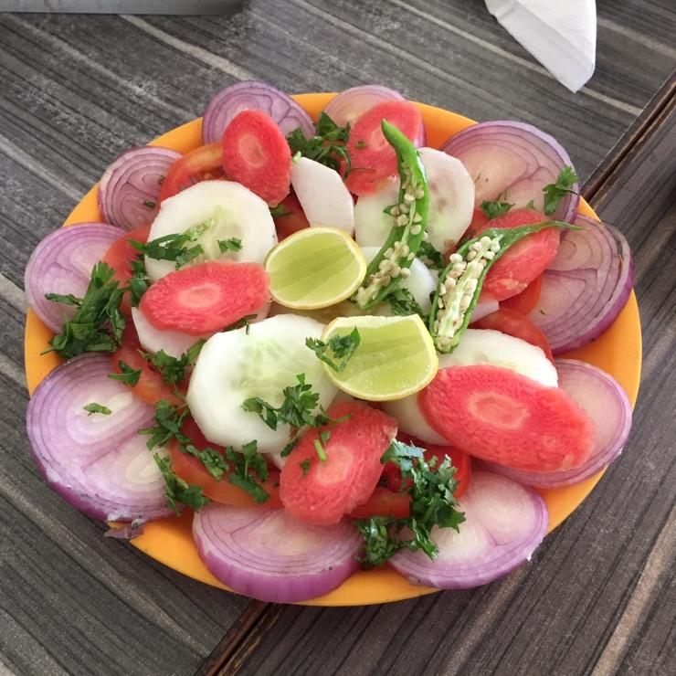 Chhabra - Salad