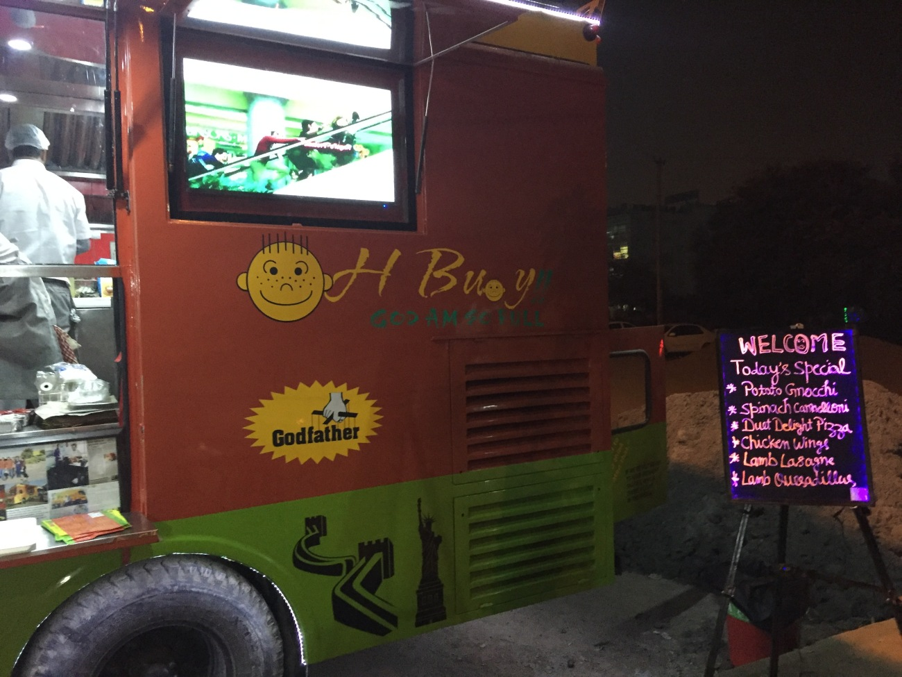 Oh Buoy Food Truck