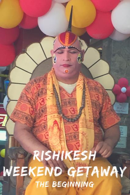Rishikesh Weekend Geatway #India #Rishikesh #Travel