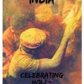 Celebrating Nandgaon Holi in India #Travel #India #Festival