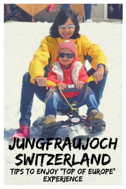 Jungfraujoch - Top Of Europe #Switzerland #Travel #Jungfrau