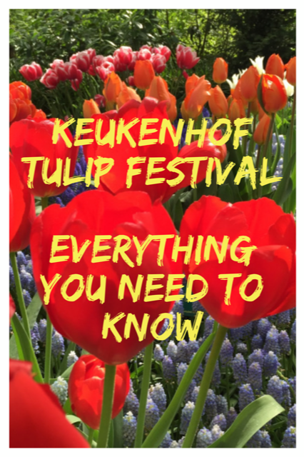 Kuekenhof Tulip Festival #Netherlands #Nature #Kuekenhof