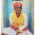Nandgaon Holi – India #Travel #Festival #Colours