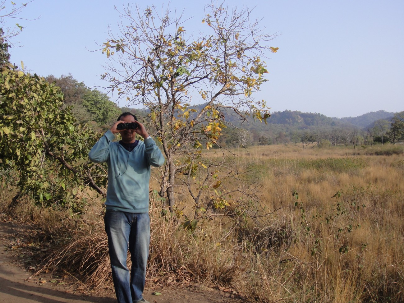 Searching for the beast at Corbett National Park