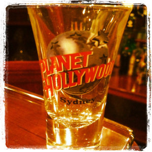 Sydney Shot Glass