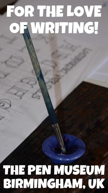 The Pen Museum, Birmingham, UK #Pen #UK #Museum