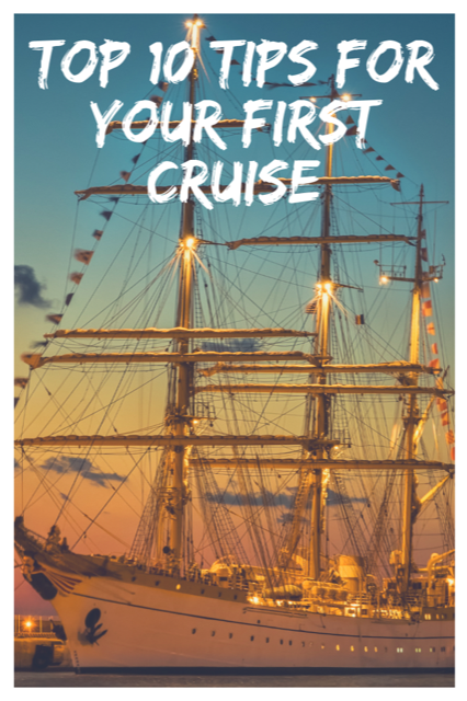 Tips for Your First Cruise #Travel #Cruise #Tips