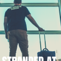 What To Do If You Are Stuck At An Airport #Travel #Airport #Tips