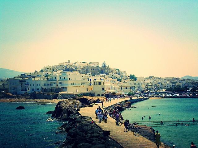 Discovering Greece: Athens, Naxos, Amorgos