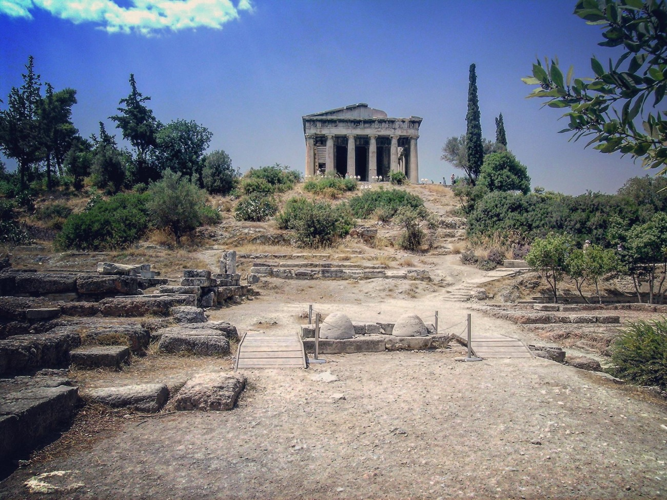 Athens - Seeped in History
