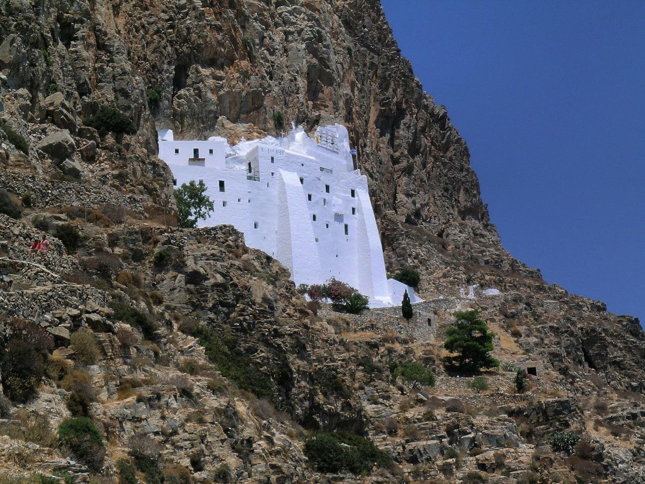 Monestary - Amorgos