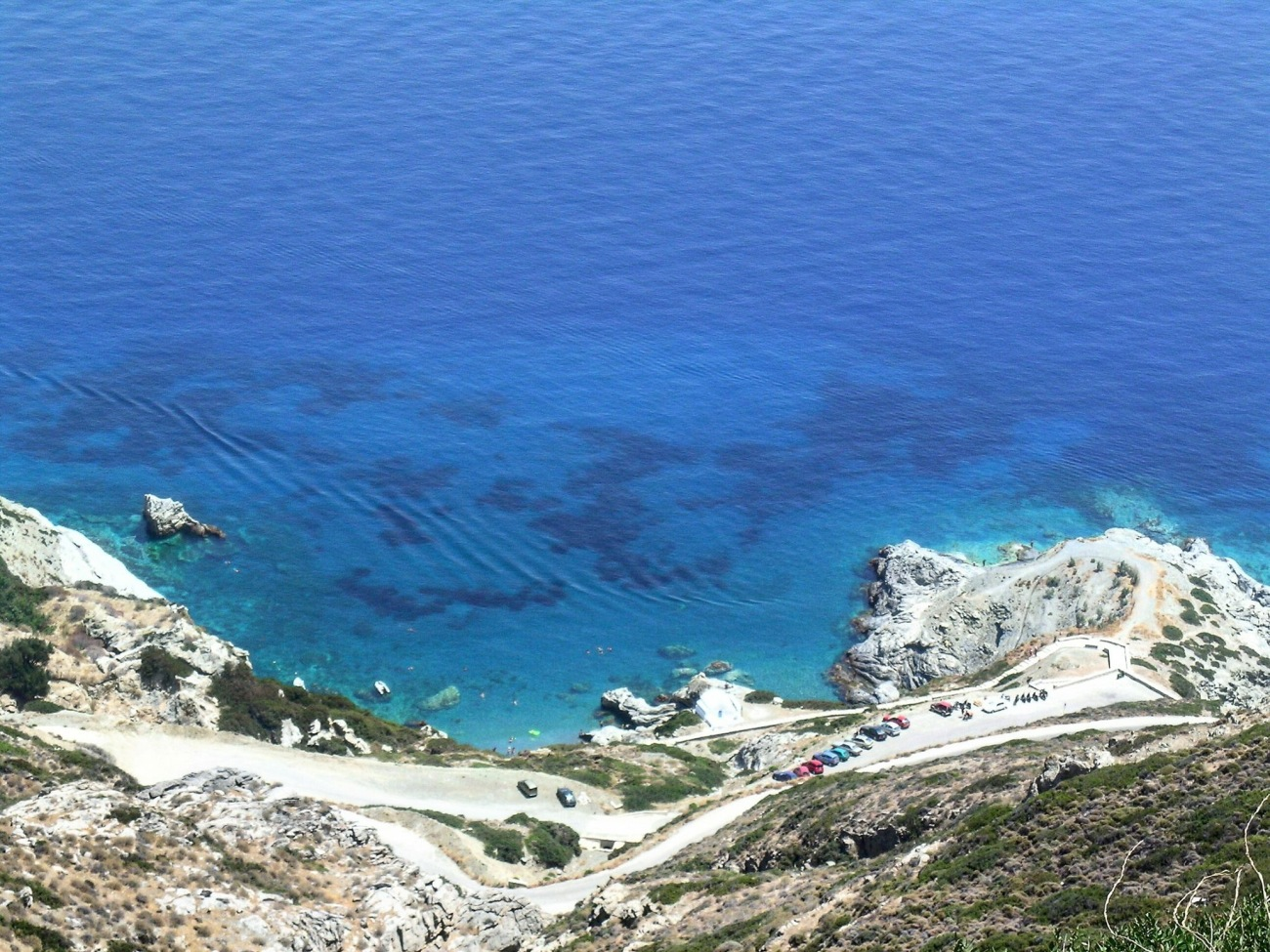 The Beach - Amorgos
