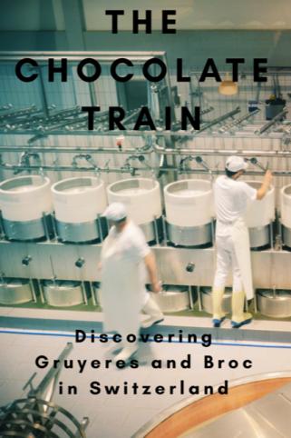 Great Train Journeys - The Chocolate Train, Switzerland #Train #Cheese #Chocolate