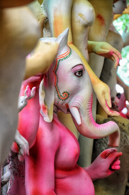 Ganesha - Durga Puja