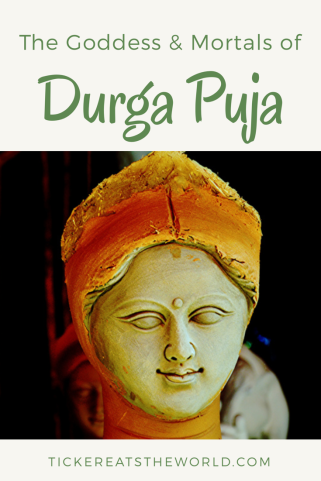 Photo Essay - The Goddess and Mortals of Durga Puja