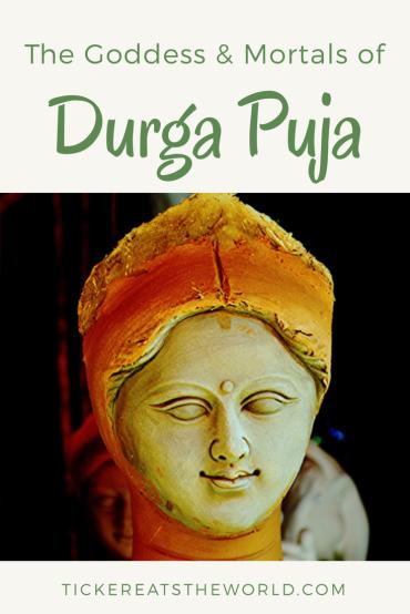 Photo Essay - The Goddess and Mortals of Durga Puja