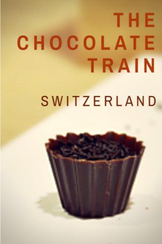 The Chocolate Train, Switzerland - Discover Gruyeres and Broc #Switzerland #Travel #Cheese #Chocolate