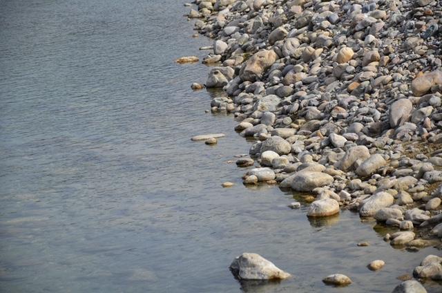 Across the river - Corbett National Park