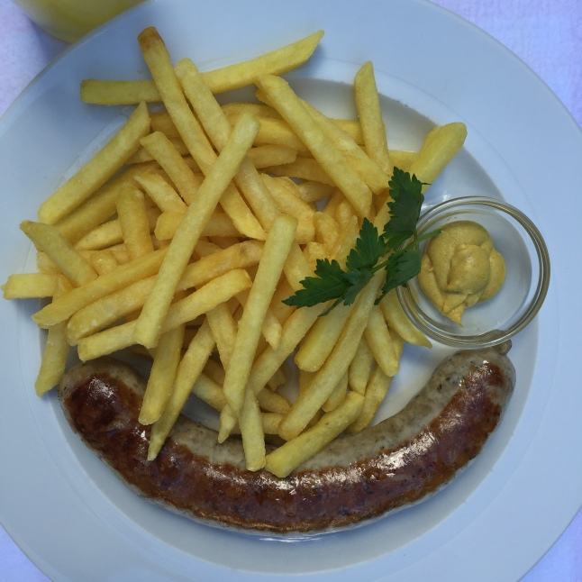 swiss-sausage