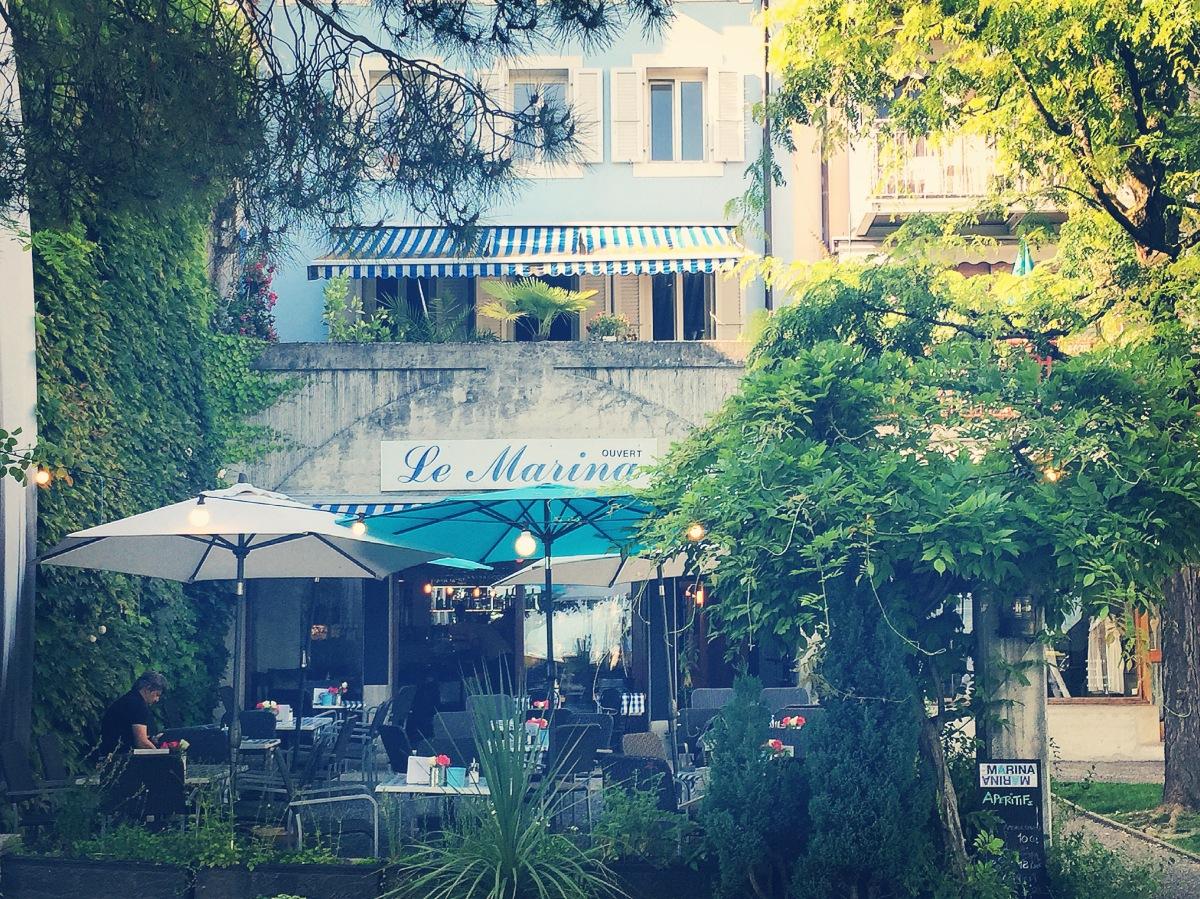 Food | Le Marina and Its Consuming Quaintness
