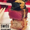Swiss Cuisine Showcase at Cilantro