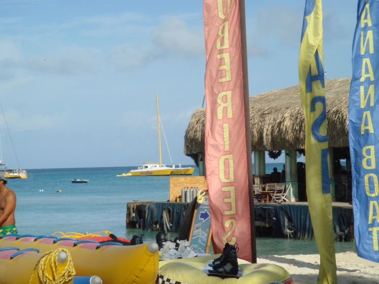 aruba-beach-activities