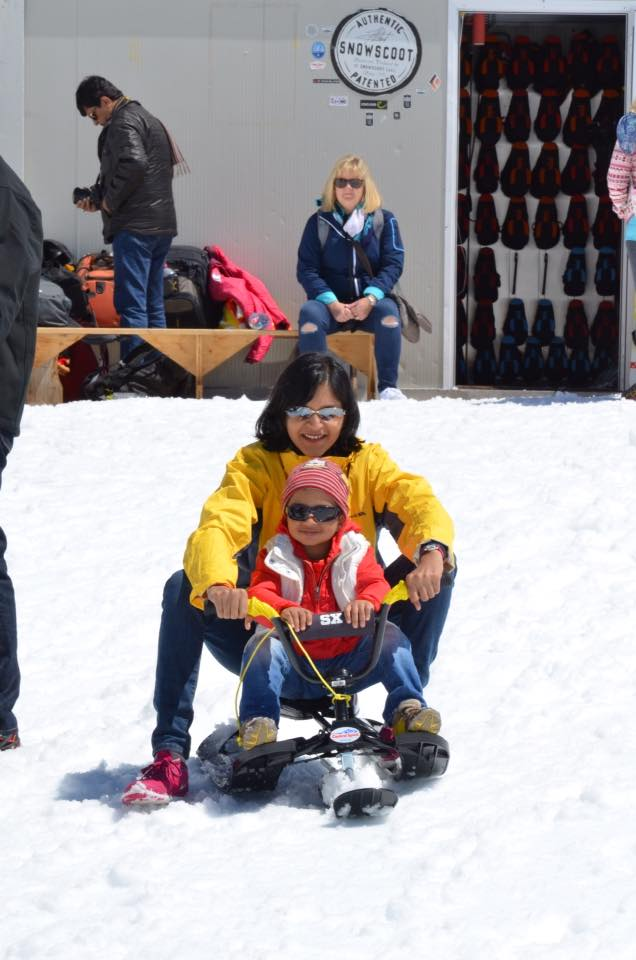 sledging-in-jungfrau