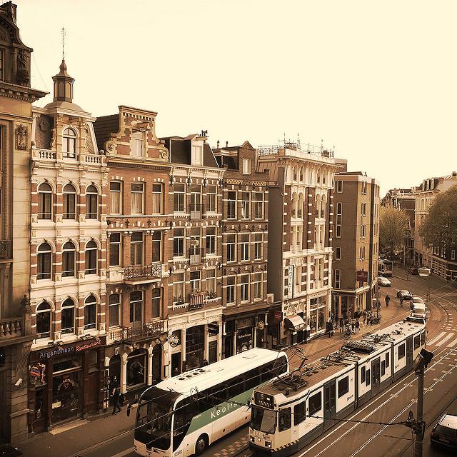 amsterdam-trams