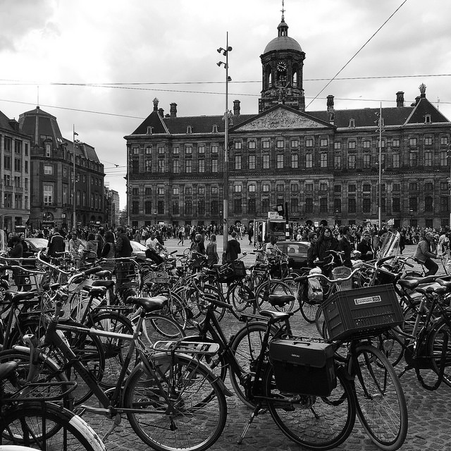 bikes-in-the-square