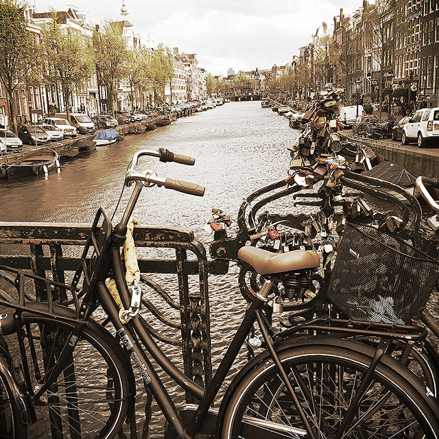 canal-and-bikes-on-bridge