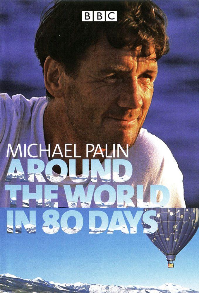 Book   Around the World in 80 Days – Michael Palin