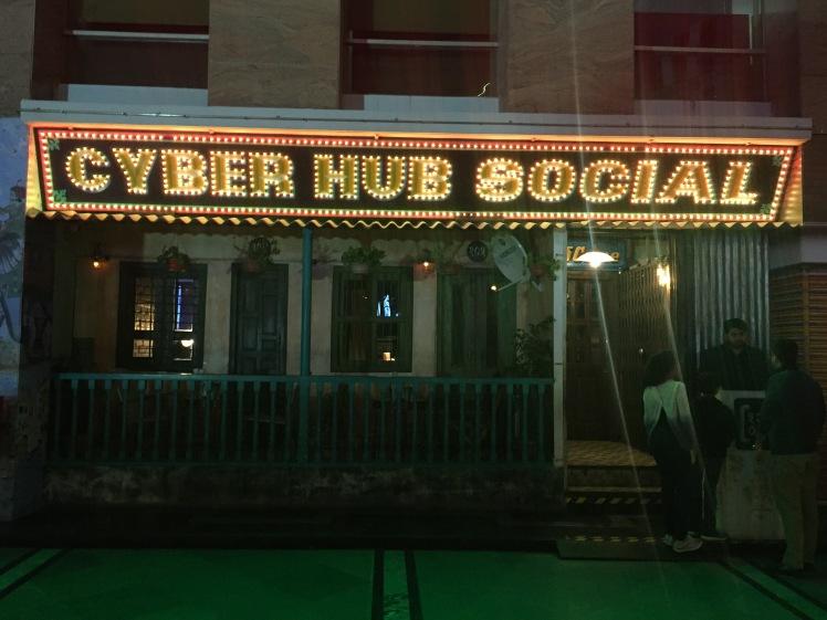 Cyber Hub Social