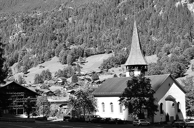 Lauterbrunnen Church