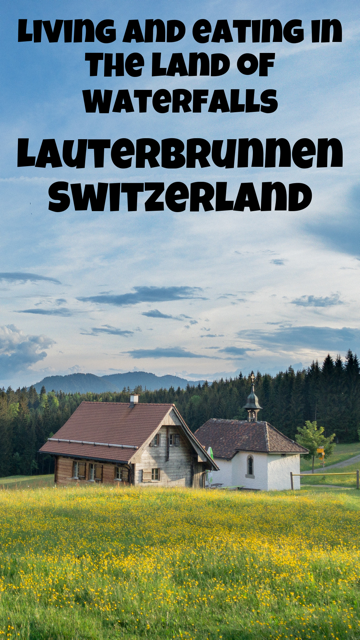Lauterbrunnen, Switzerland - The Ultimate Guide #Travel #Switzerland #Lauterbrunnen