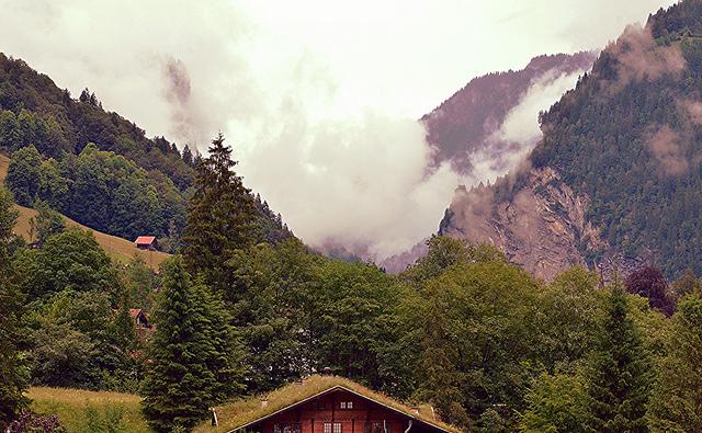 Camping Jungfrau Restaurant Menu