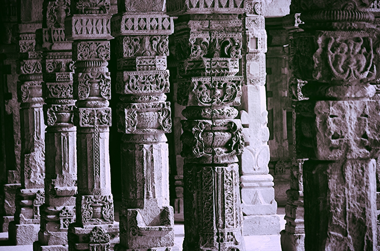 Architecture - The Qutub Minar Complex
