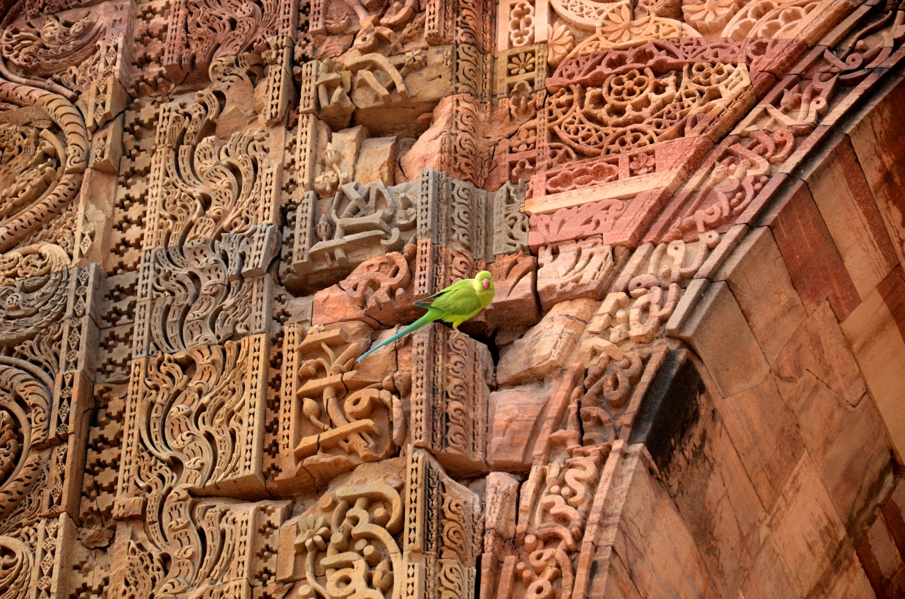 Beautiful Work - The Qutub Minar