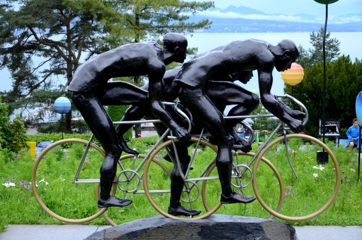 Cycling - Olympic Museum