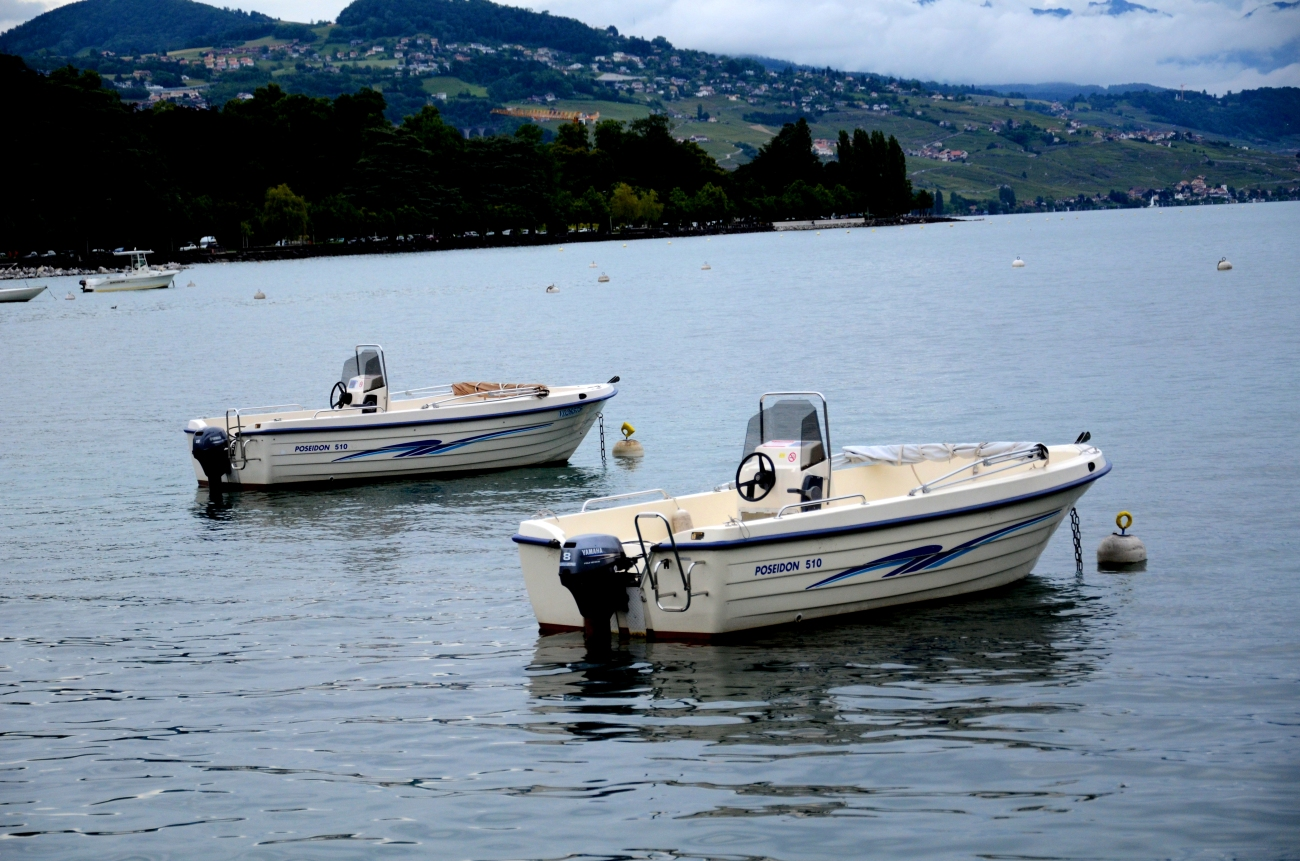 Lausanne Boats