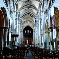 Lausanne Cathedral – Inside