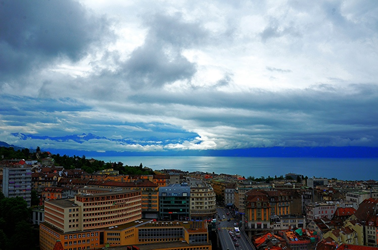 Lausanne City Views