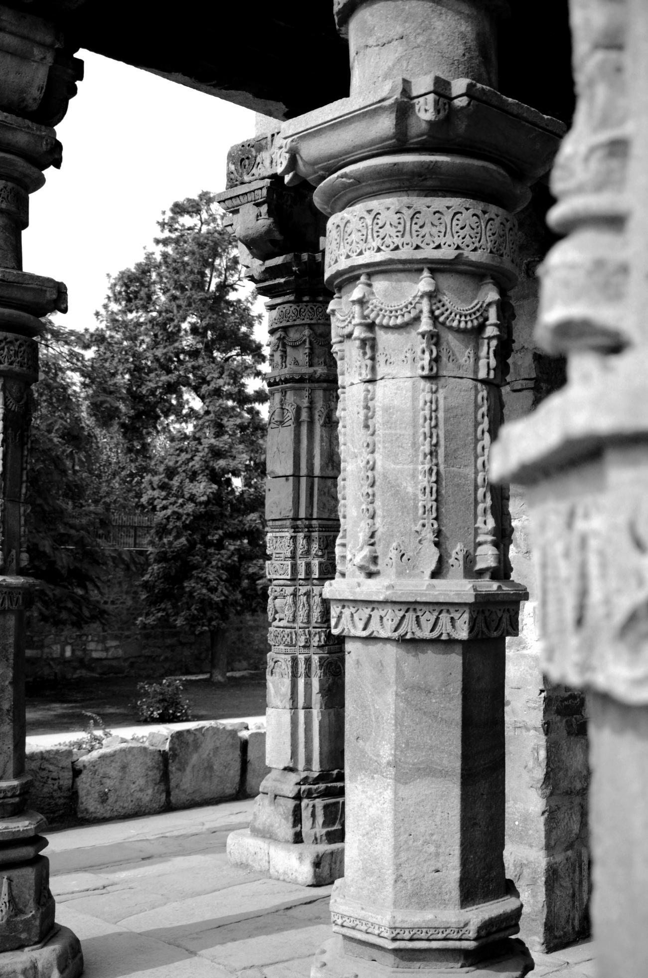 Pillars - Qutub Minar