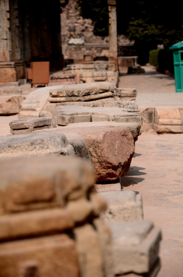 Stones - Qutub Minar