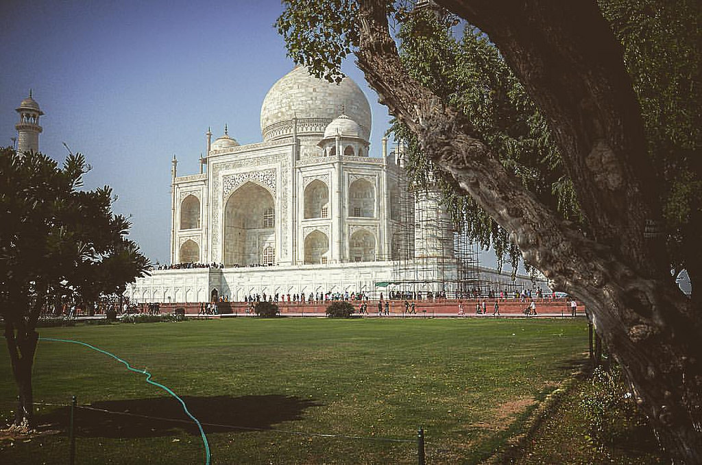 Taj Mahal A Photo Essay