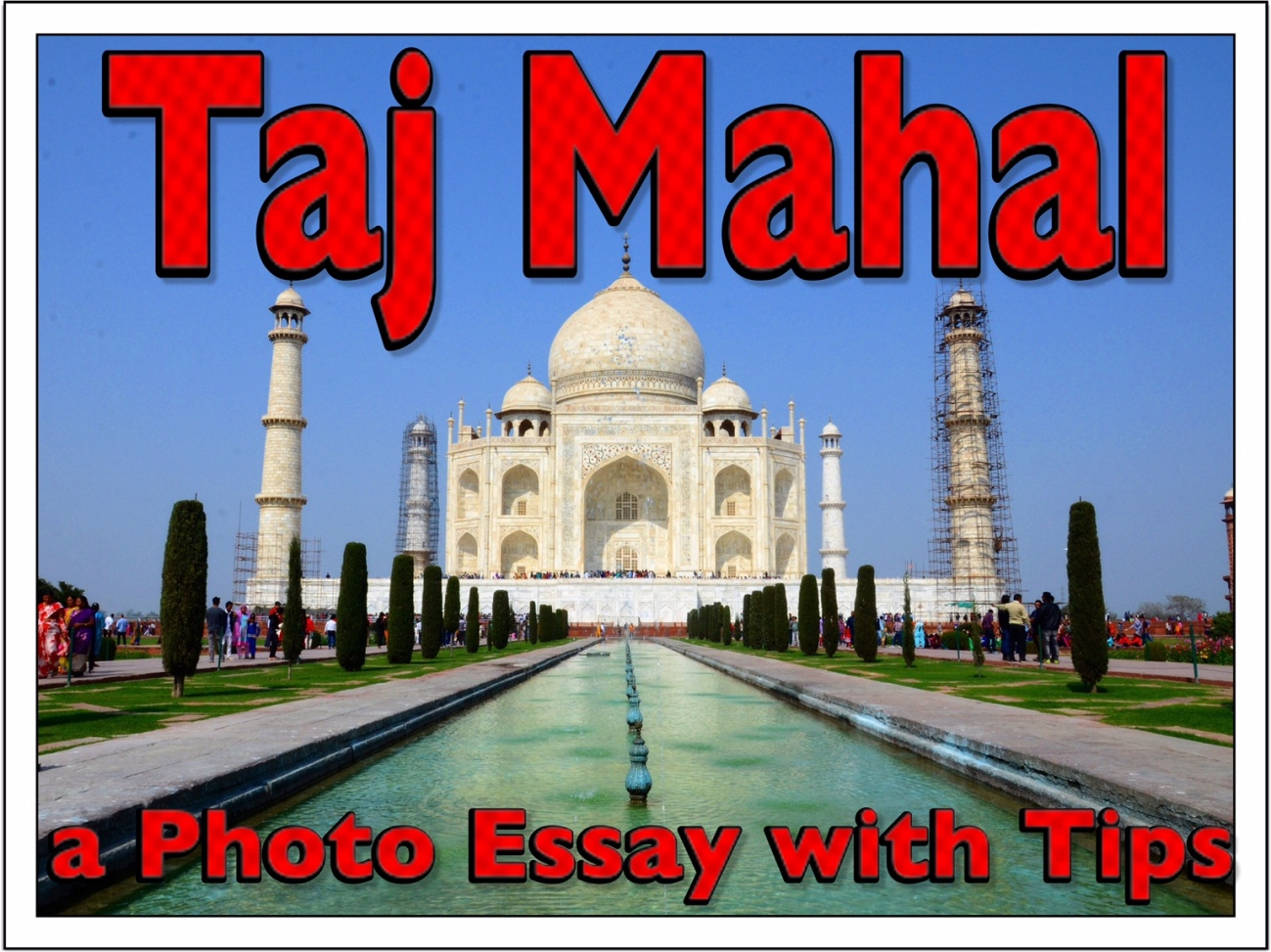 Taj Mahal - Advert